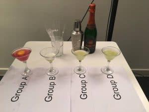 cocktail classes