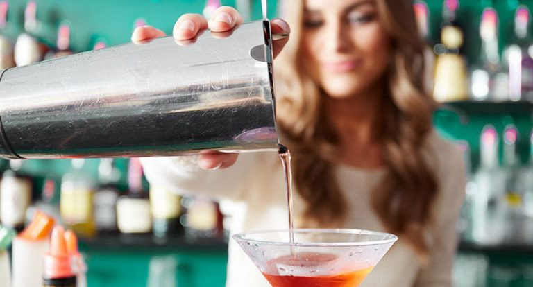 hen party cocktail classes glasgow