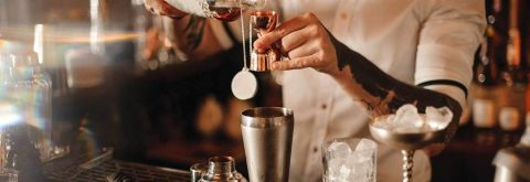 HIRE A BARTENDER FOR A PARTY AT HOME