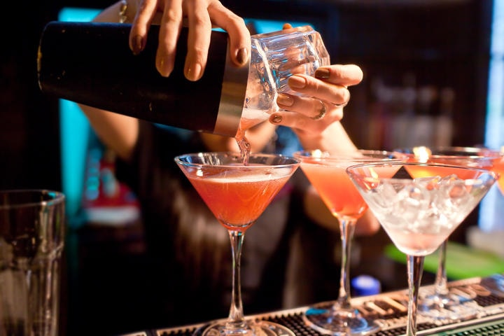 brighton bartenders