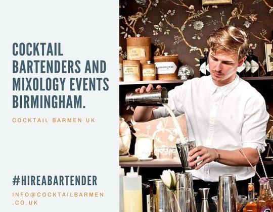 birmingham bartenders