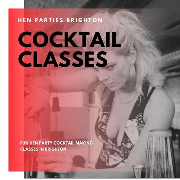 cocktail classes Brighton