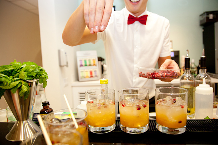 cocktail classes at home